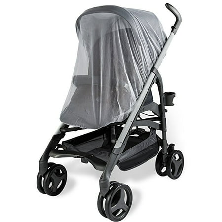 VGEBY Baby Mosquito Net for Stroller, Carriers, Car Sears, Cradles, Cribs, Bassinets & Playpens - Baby Insect Netting Bug Net for Infant Stroller - Ultra Fine Mesh Protection Against Mosquitoes