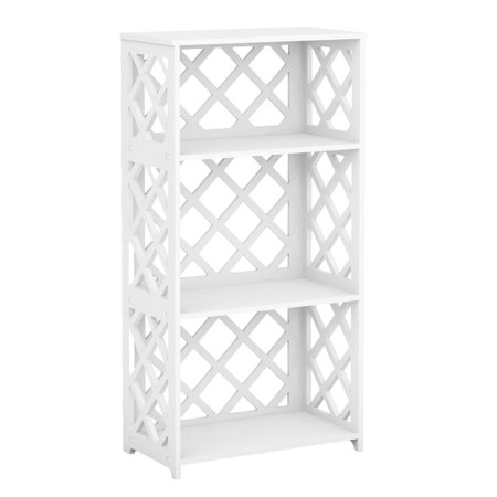 Office Furniture Energetic 2 Tiers Diy Shelving Cd Book Storage Box Unit Display Bookcase Shelf Home Office