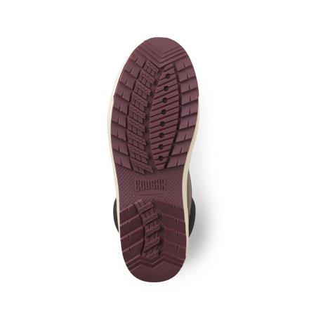 Cougar Boys' Cranston B Lace Up Sneaker in Brown, 3 US - image 3 de 5