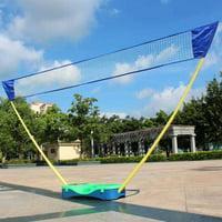 Ktaxon Portable Badminton Set Outdoor Badminton Net Courts Recreational Products