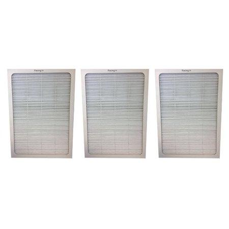 Crucial Blueair 500/600 Series Air Purifier Filter (Set of 3) ()
