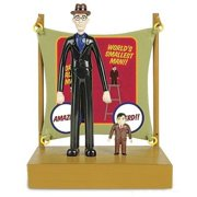 Accoutrements Li'l Sideshow World's Tallest Man and World's Smallest Man Play Set