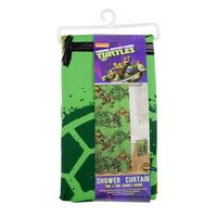 Nickelodeon Teenage Mutant Ninja Turtles Shower Curtain, 1 Each