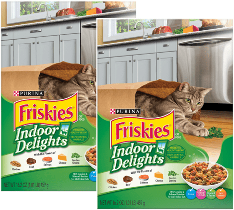 3x Friskies easi-feed 3 in 1 cat pet food and water bowl
