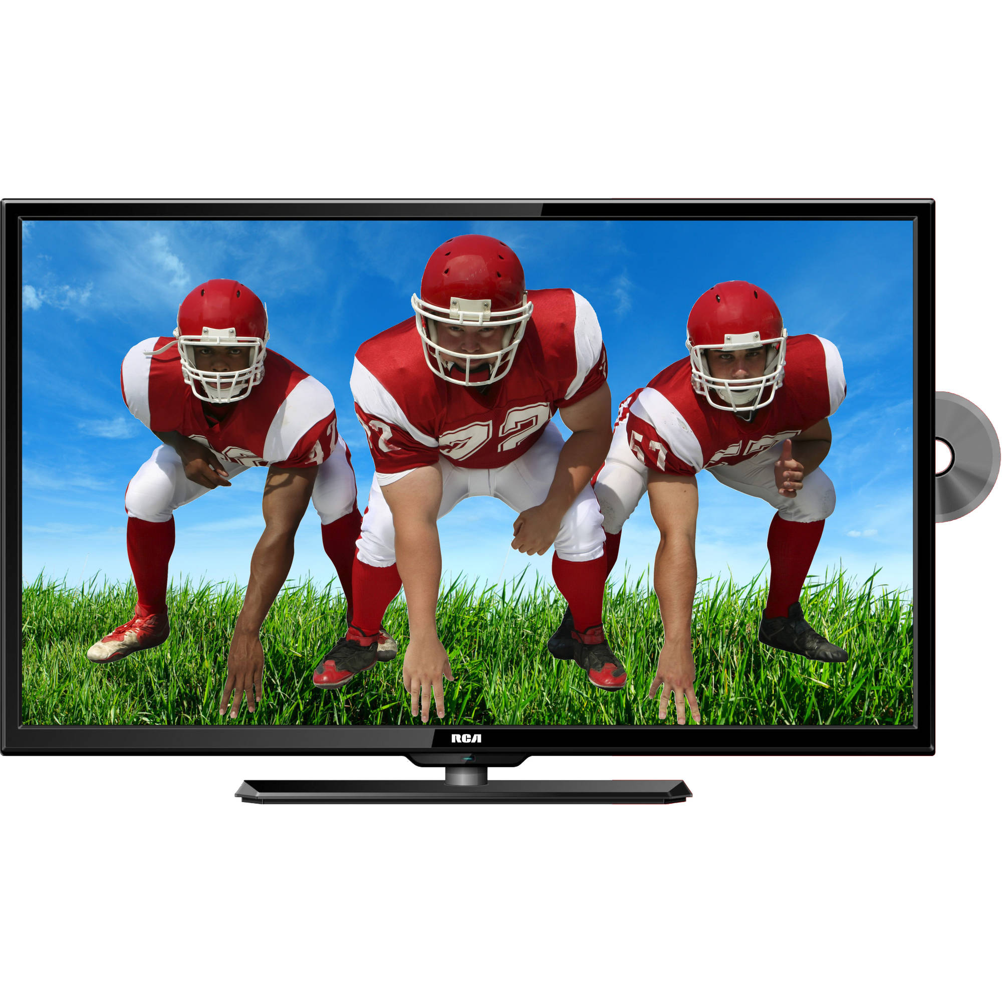 "RCA 40"" Class FHD (1080P) FHD (1080P) TV (RLDEDV4001-A) with Built-in DVD"