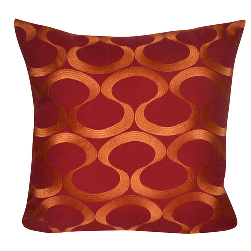 Loom and Mill Swirl Decorative Throw Pillow