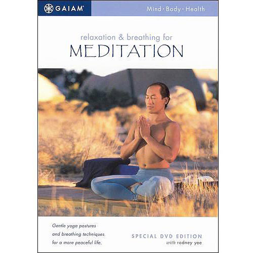 Relaxation And Breathing For Meditation With Rodney Yee (Full Frame, Widescreen)