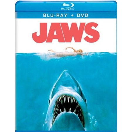 Jaws  Blu Ray   Dvd   Digital Copy