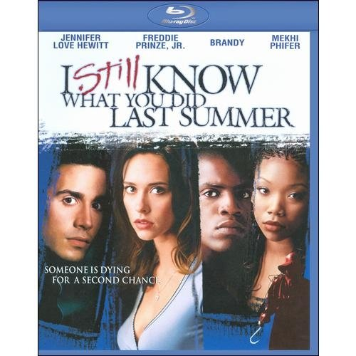 I Still Know What You Did Last Summer (Blu-ray) (Widescreen)
