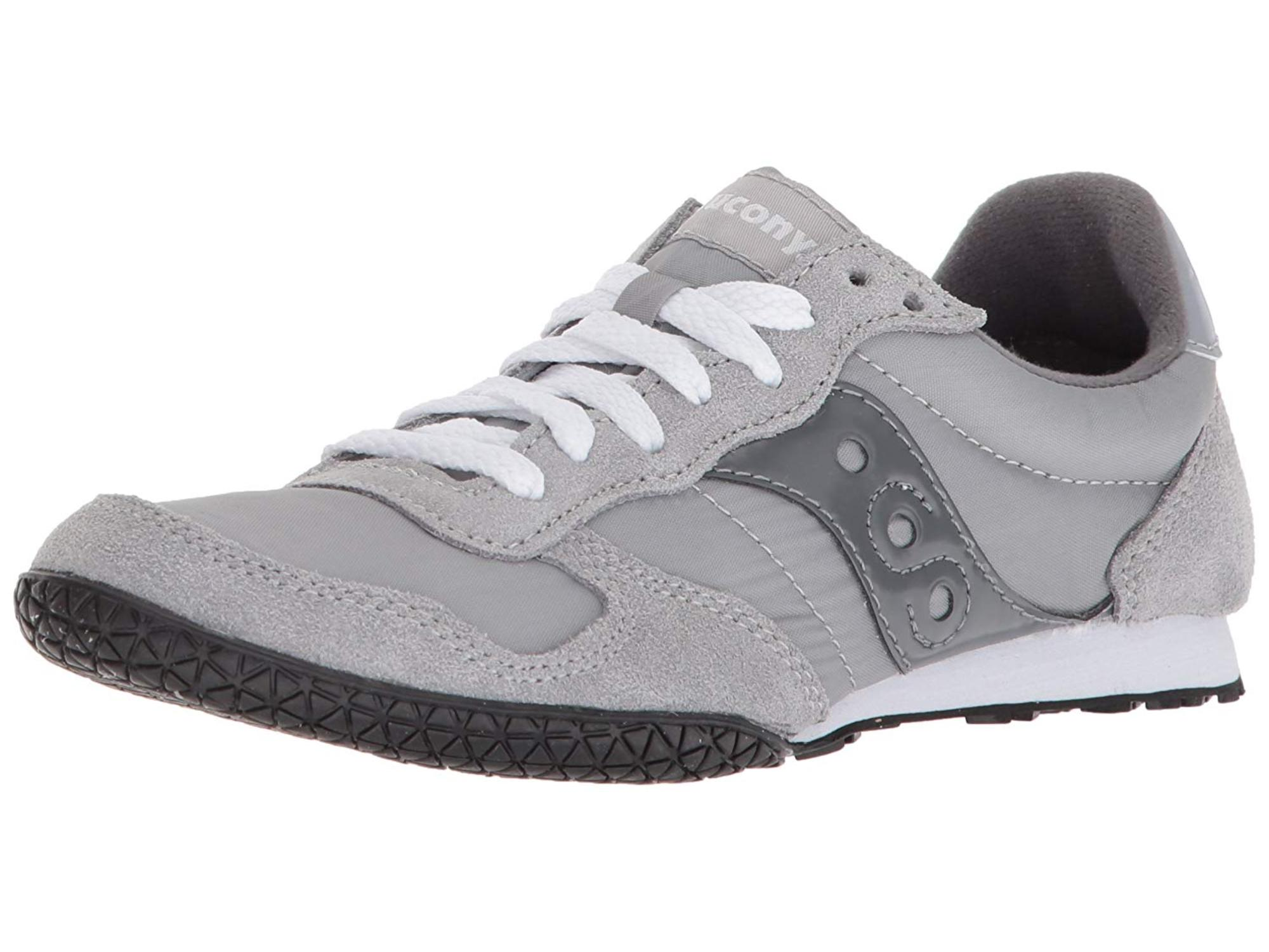 Saucony Womens Bullet Low Top Lace Up Fashion Sneakers by Saucony