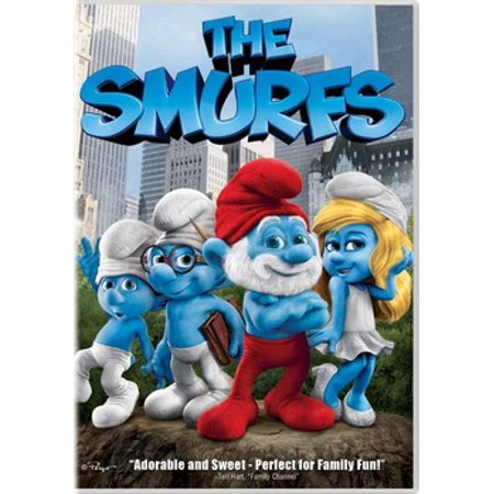 The Smurfs (DVD) -