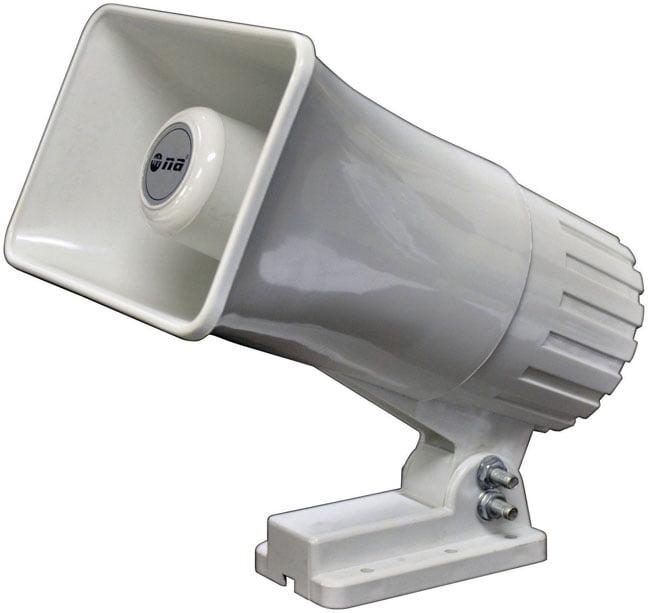 """Nippon TC60425 6x4"""" Horn Speaker 80W Indoor/Outdoor"""
