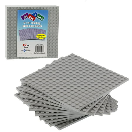 Brick Building Base Plates By SCS - Small 5