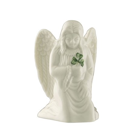 Belleek Pottery Ireland (Angel of Protection, Beautifully designed and handcrafted in Ireland By Belleek Pottery )