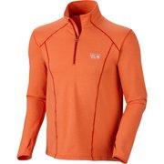 Mountain Hardwear Men Beta Power 1/4 Zip T-Shirt