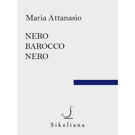 Barocco Gift - Nero barocco nero - eBook