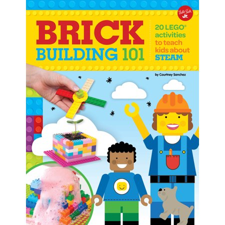Speaking Activity About Halloween (Brick Building 101 : 20 LEGO® activities to teach kids about)
