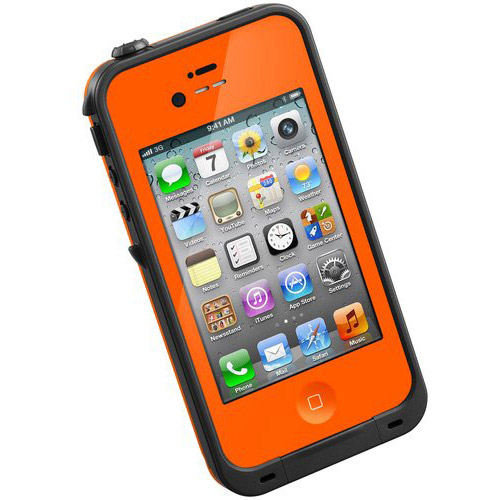 LifeProof Waterproof IPH4 Case
