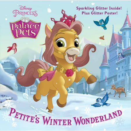 Petite's Winter Wonderland (Disney Princess: Palace Pets) - Place Pets