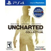 Naughty Dog Inc. Uncharted: The Nathan Drake Collection, Sony, PlayStation 4, 711719501367