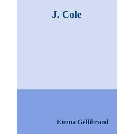 J. Cole - eBook