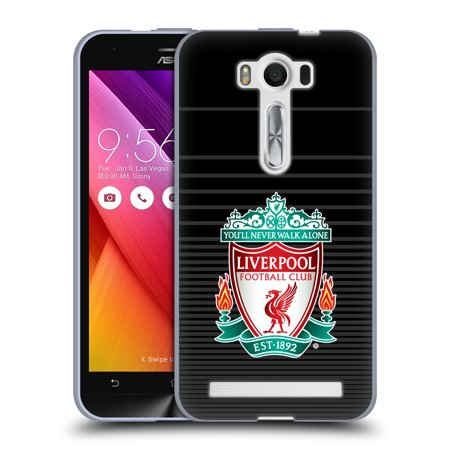 Official Liverpool Football Club Crest Designs Soft Gel Case For Amazon Asus Oneplus