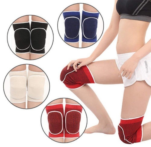 Knee Pads For Dance Gym Bike Volleyball All Sports Exercise Protector Pad