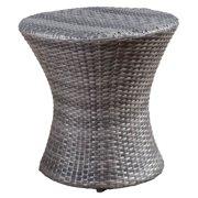 FillmoreWicker Outdoor Grey Accent table