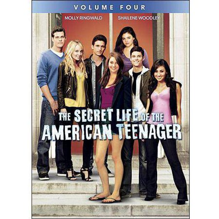 The Secret Life Of The American Teenager  Vol  4
