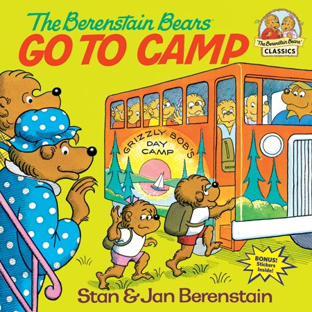 - The Berenstain Bears Go to Camp