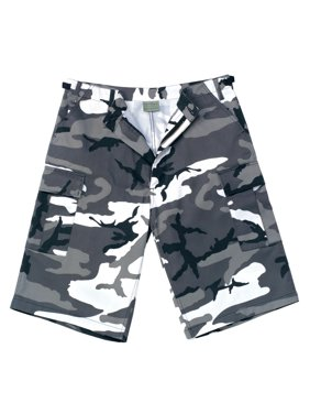 3835137d1a Product Image Extra Long City Camo Cargo Short, Big and Baggy