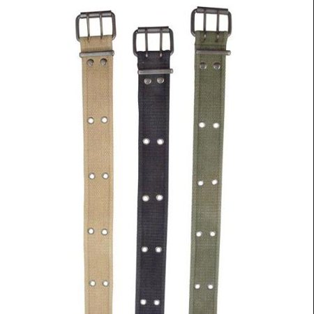 Rothco Vintage Double Prong Buckle Belt - Khaki, X-Large