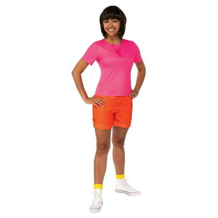 Dora Explorer Princess Halloween Costume (Dora The Explorer Dora)
