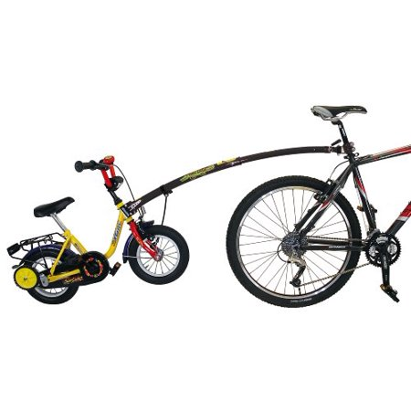 Trail-Gator Children's Black Trailer Tow Bar (Trail Gator Childrens Red Trailer Tow Bar)