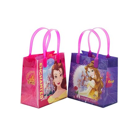 2PCS Disney Princess Belle Beauty and Beast GOODIE BAGS PARTY FAVOR BAGS GIFT](Beauty And The Beast Invitations)
