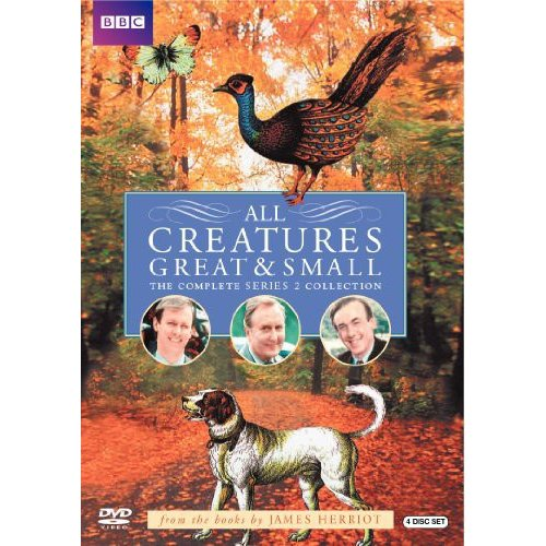 All Creatures Great & Small: The Complete Series 2 Collection (Full Frame)