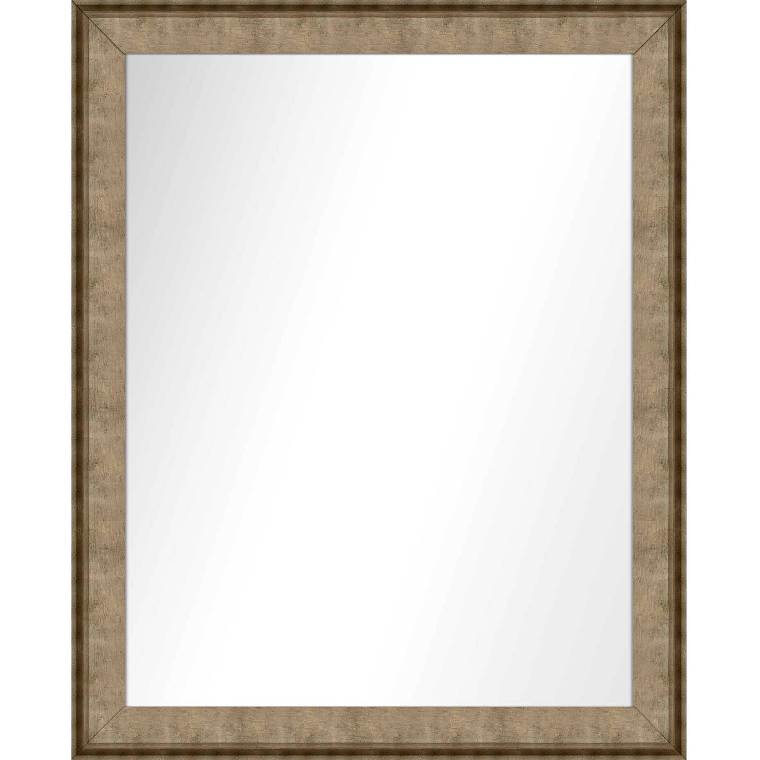 Vanity Mirror, Medium Champagne, 25.5x31.5 by PTM Images