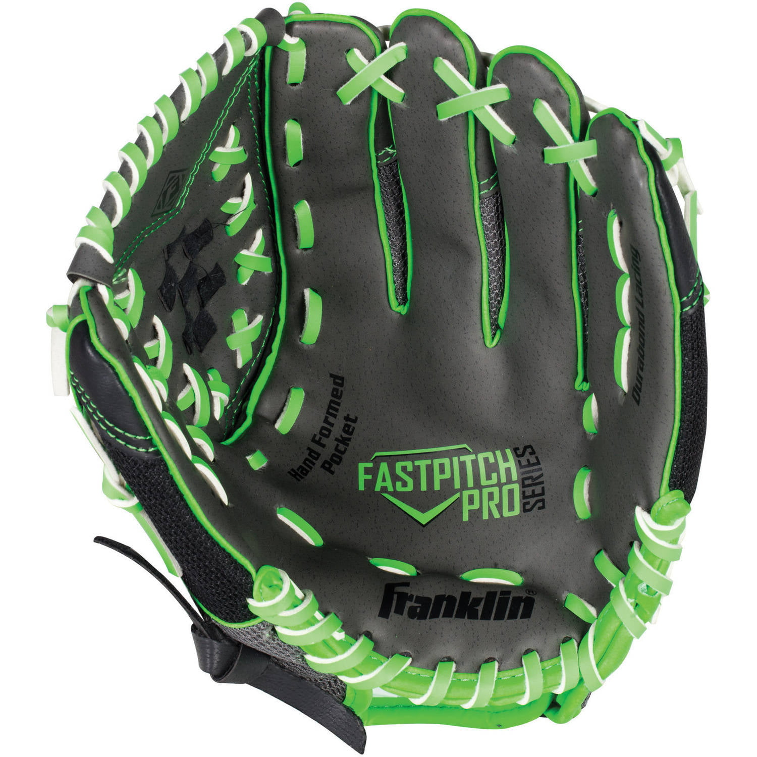 "Franklin Sports 12.0"" Mesh PVC Windmill Series Right Handed Thrower Softball Glove by Franklin Sports"