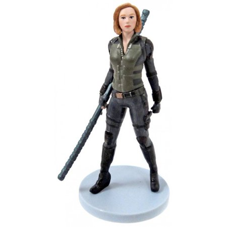 Marvel Avengers: Infinity War Black Widow PVC Figure [No Packaging]](Black Widow Marvel Outfit)