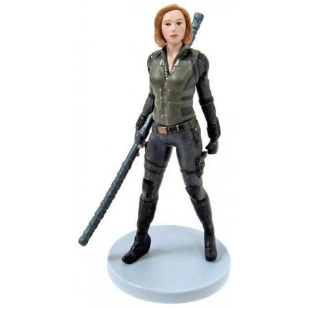 Marvel Avengers: Infinity War Black Widow PVC Figure [No - Black Widow Avengers Wig
