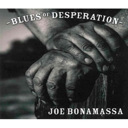 Blues Jazz Amps - Joe Bonamassa - Blues of Desperation (CD)