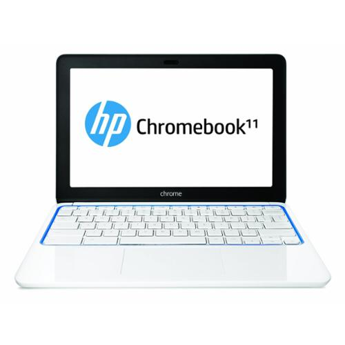 "Refurbished HP Chromebook 11 11.6"" LED 16GB  2GB Exynos 5250 Dual-Core 1.7GHz with Webcam"