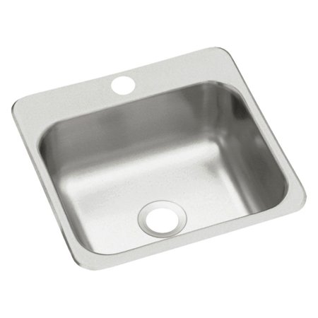 - Sterling by Kohler B153 Single Basin Drop In Utility Sink