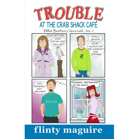 Little Crab Shack (Trouble at the Crab Shack Café - eBook)