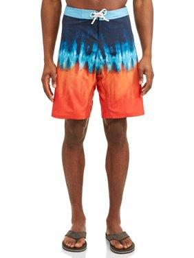 925caaca91 Product Image Men's Groovy Tye Dye Stretch 9 Inch Boardshort
