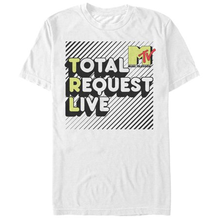 Mtv Total Request Live Mens Graphic T Shirt