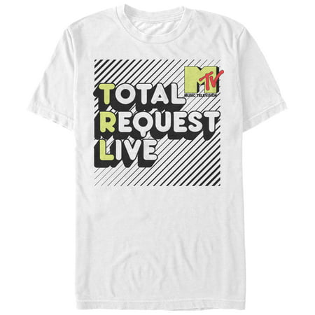 Mtv Mens Total Request Live T Shirt