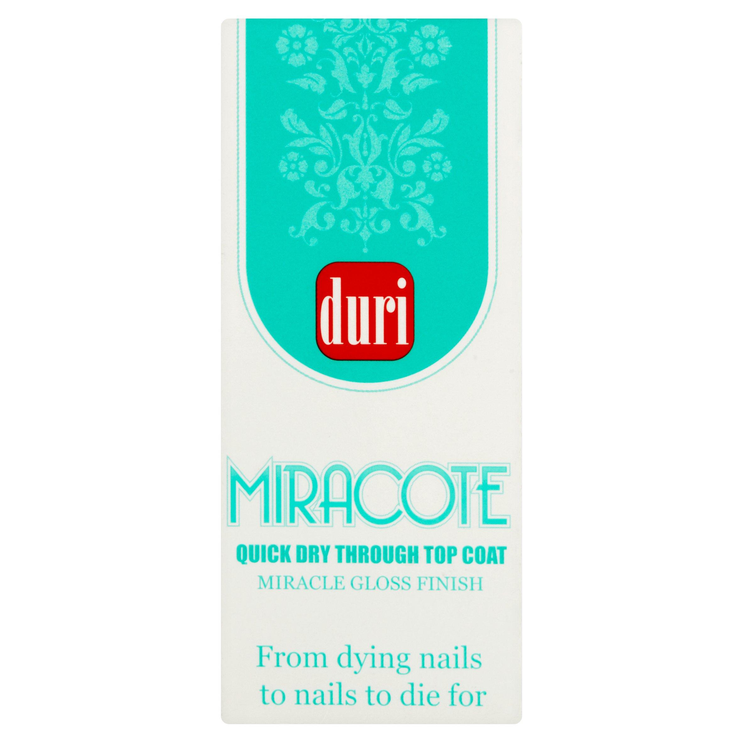DURI PROFESSIONAL SUPER FAST TOPCOAT MIRACOTE