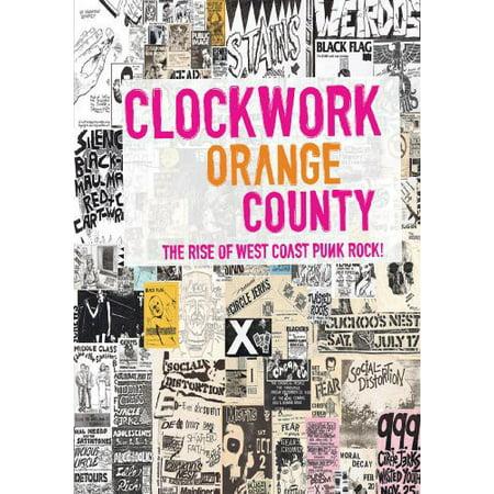 CLOCKWORK ORANGE COUNTY (DVD) (DVD)