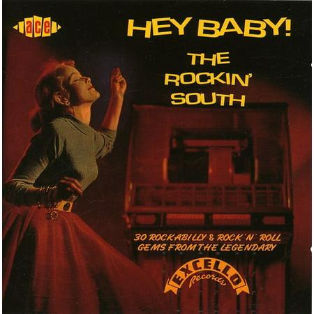 Rockin Halloween Songs (Hey Baby: The Rockin South / Various)